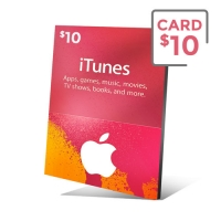 iTunes Gift Card 10 Dólares