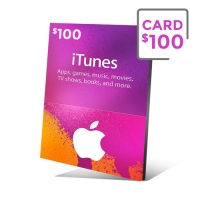 iTunes Gift Card 100 Dólares