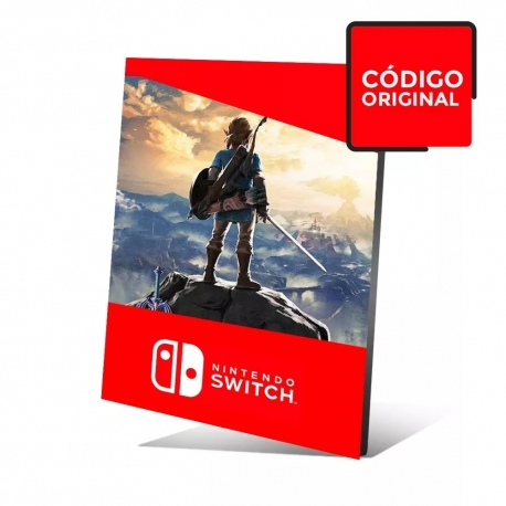 The Legend of Zelda: Breath of the Wild - Nintendo Switch Digital