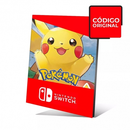 Pokémon: Let's Go, Pikachu! - Nintendo Switch Digital