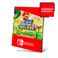 New Super Mario Bros U - Nintendo Switch Digital